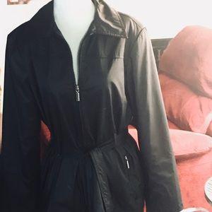 Black Spring Jacket